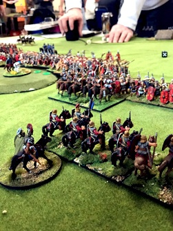 l'Arte de la Guerre 28mm Ancients